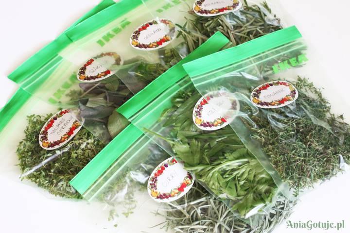 Jak mrozić świeże zioła domowym sposobem, 1