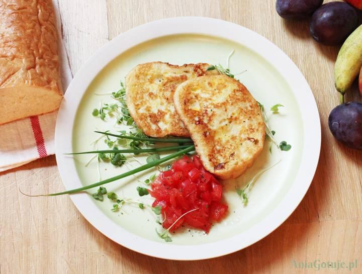 Klasyczne tosty francuskie, 1