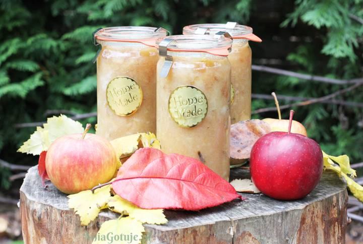 Jabłka prażone z cynamonem i goździkami, 2