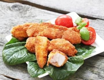 Prawdziwe domowe nuggetsy z kurczaka