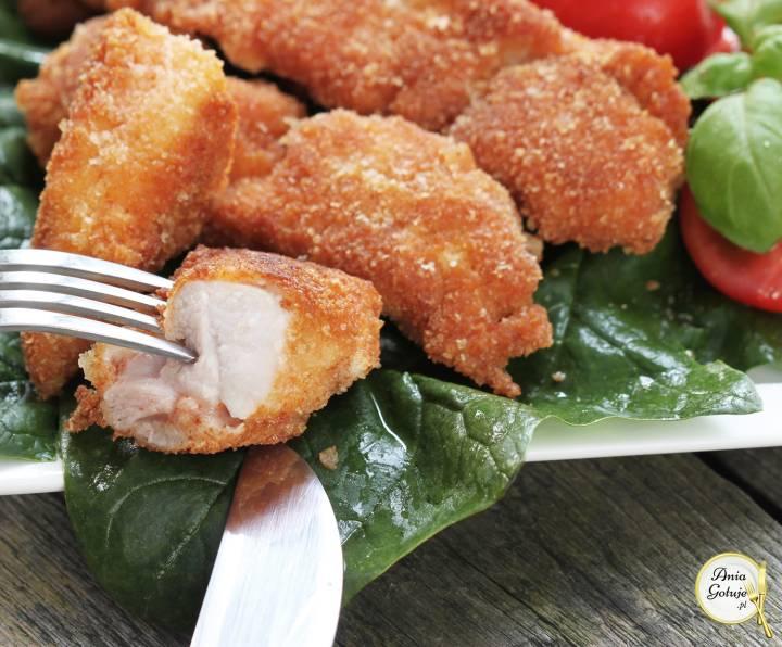 Prawdziwe domowe nuggetsy z kurczaka, 1