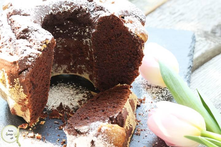 Wielkanocna babka czekoladowa, 3