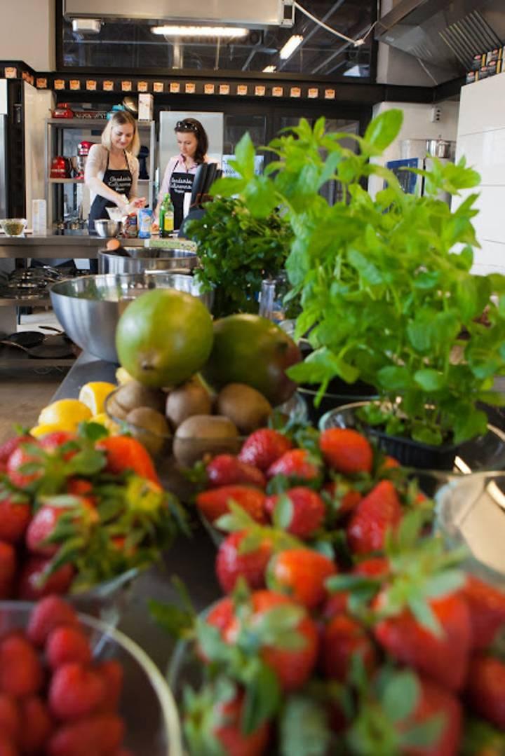 Warsztaty kulinarne Akademii Whirlpool - wegańskie śniadanie, 2