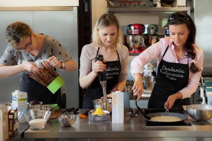 Warsztaty kulinarne Akademii Whirlpool - wegańskie śniadanie, 4