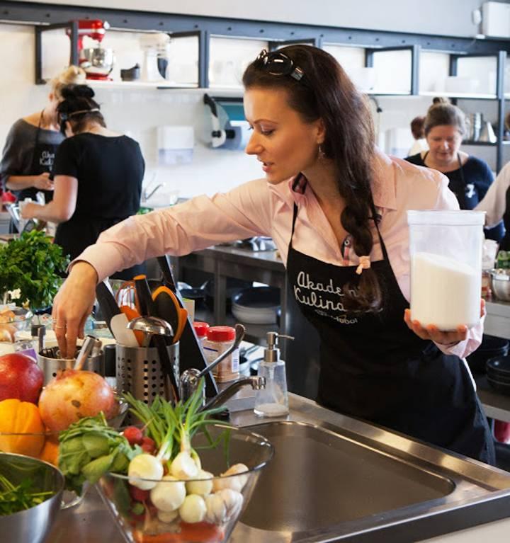 Warsztaty kulinarne Akademii Whirlpool - wegańskie śniadanie, 6