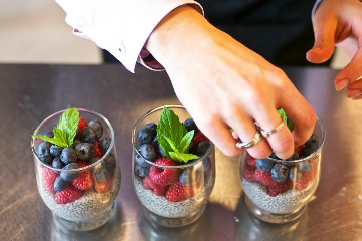 Warsztaty kulinarne Akademii Whirlpool - wegańskie śniadanie, 8