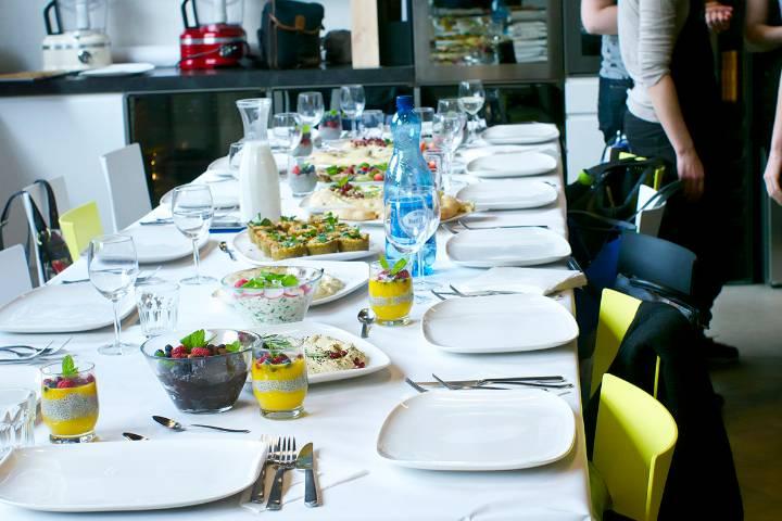 Warsztaty kulinarne Akademii Whirlpool - wegańskie śniadanie, 13
