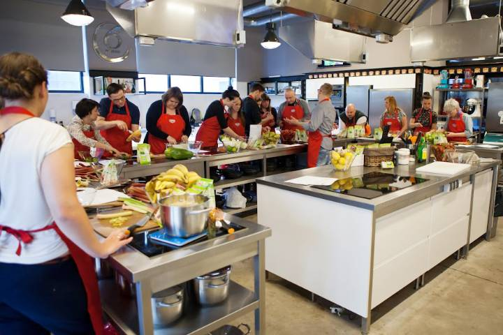 Warsztaty kulinarne z Dr. Oetker i Kukbuk, 11