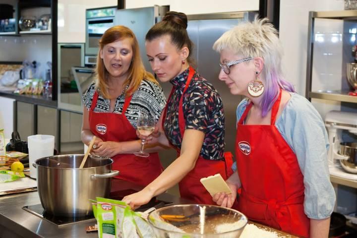Warsztaty kulinarne z Dr. Oetker i Kukbuk, 15