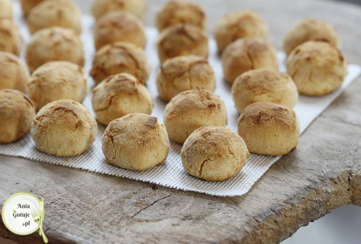 Ciasteczka kokosowe z mąki amarantusowej, 1