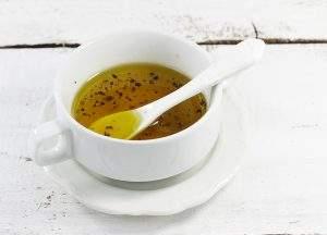 Dressing - sos miodowy do sałatek