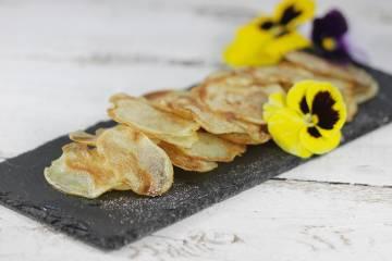 Domowe chipsy z patelni