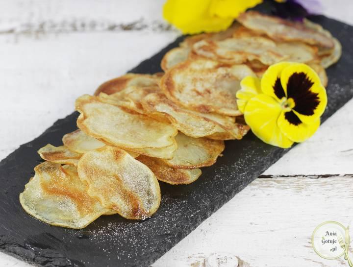 Domowe chipsy z patelni, 1