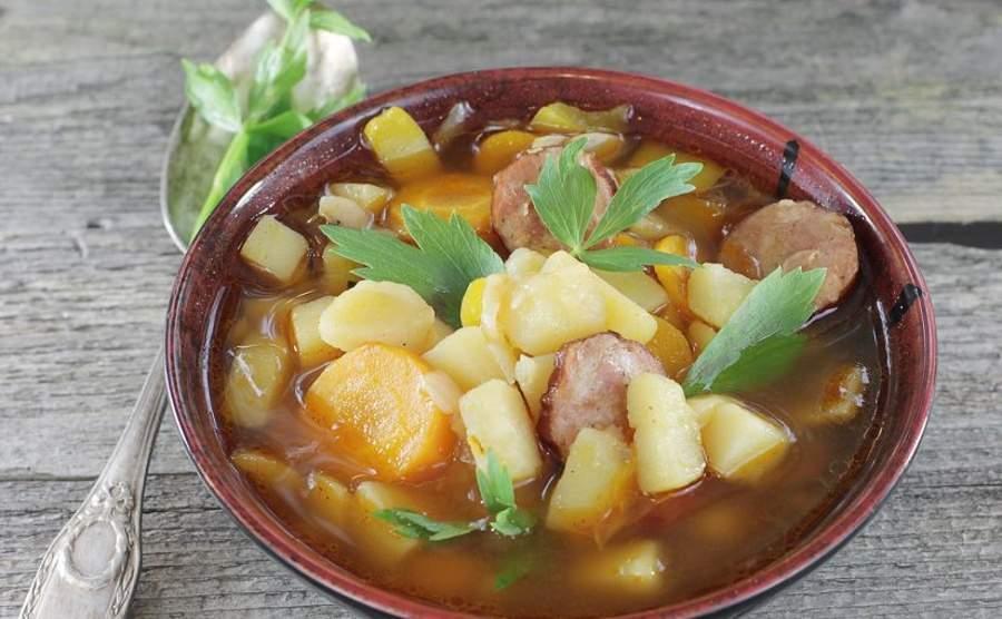 Zupa z kamienia