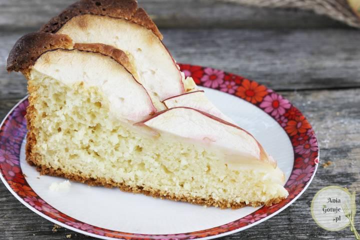 Ciasto drożdżowe z parasolką z jabłka, 4
