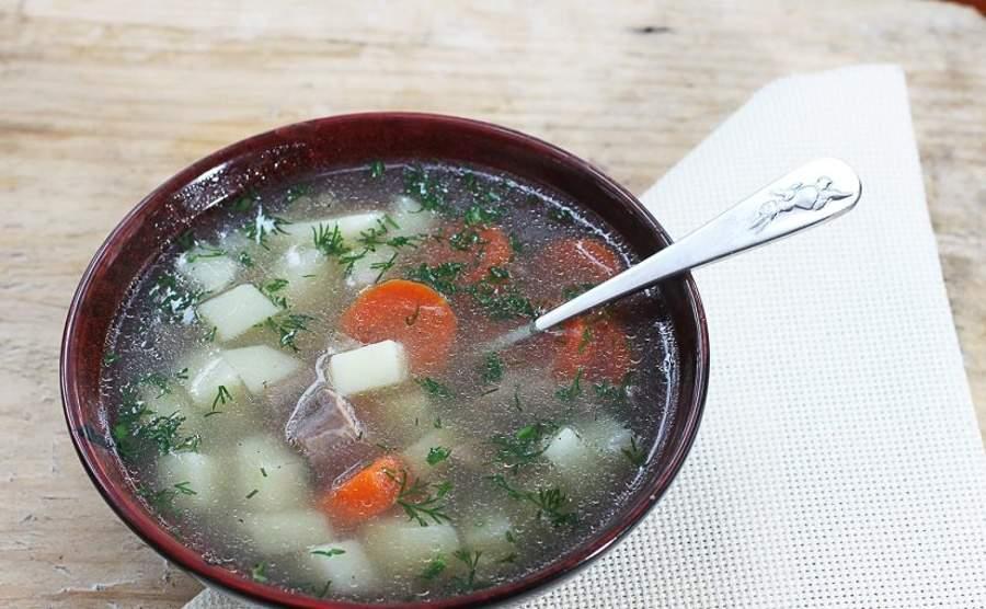 Zupa pęczakowa