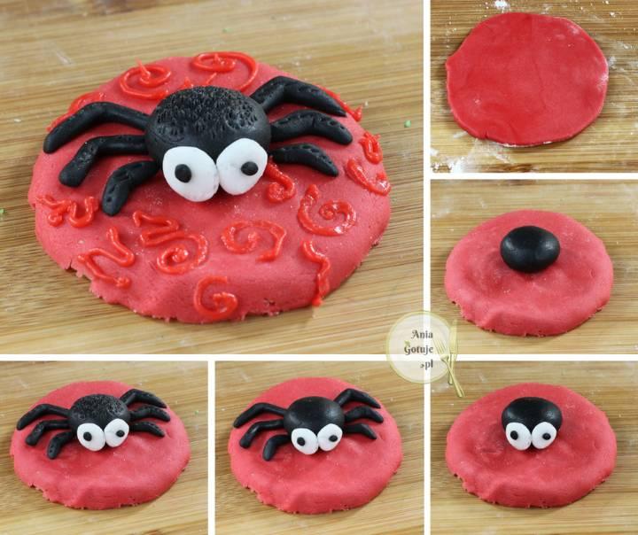 Halloween - ciasteczka z potworami, 2