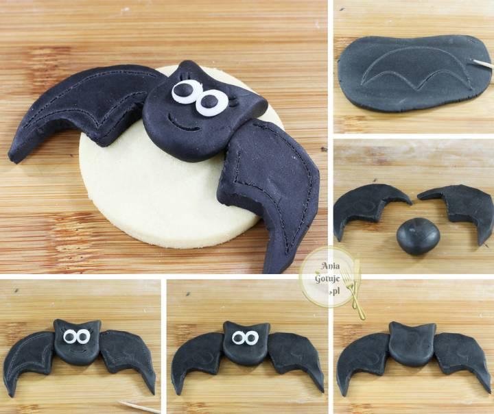 Halloween - ciasteczka z potworami, 4