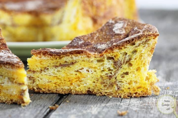 Ciasto drożdżowe z dynią i cynamonem, 3