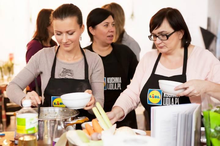 Kuchnia Polska z Lidlem i Karolem Okrasą, 7