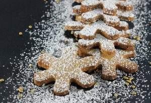 Kruche ciastka migdałowe