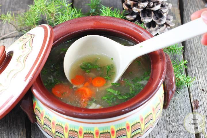Wigilijna zupa z karpia, 3