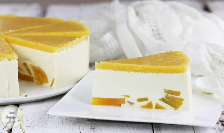 Ciasto brzoskwiniowy raj, 2