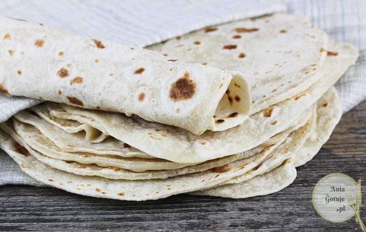 Domowe tortille pszenne, 3