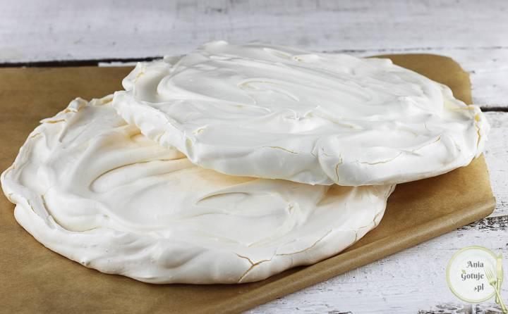 Jak zrobić blaty bezowe do tortu, 2