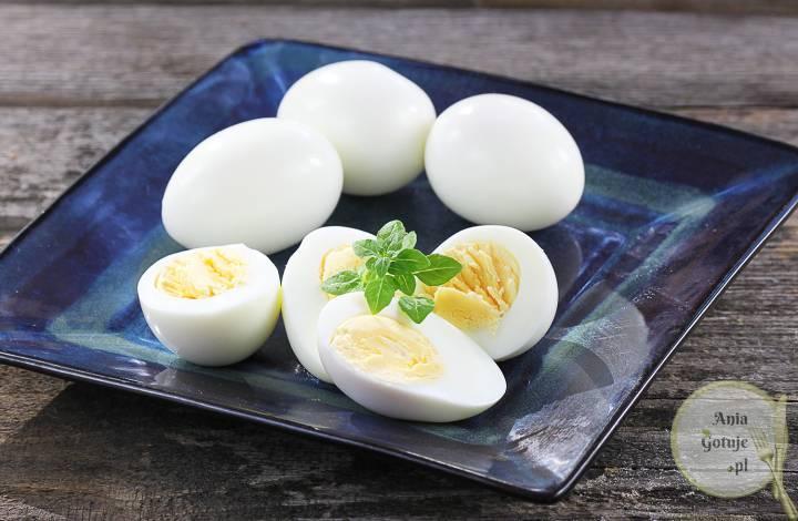 Jak ugotować jajka na twardo, 1