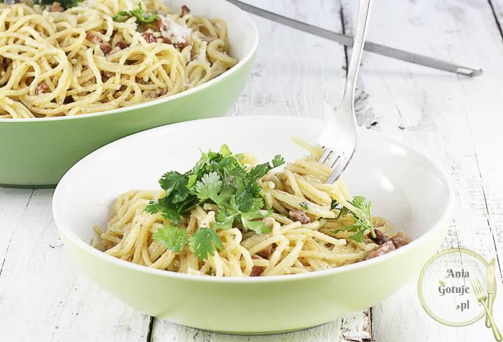 Spaghetti alla carbonara, 2