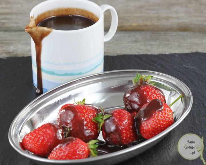 Domowy sos toffi z kakao, 3