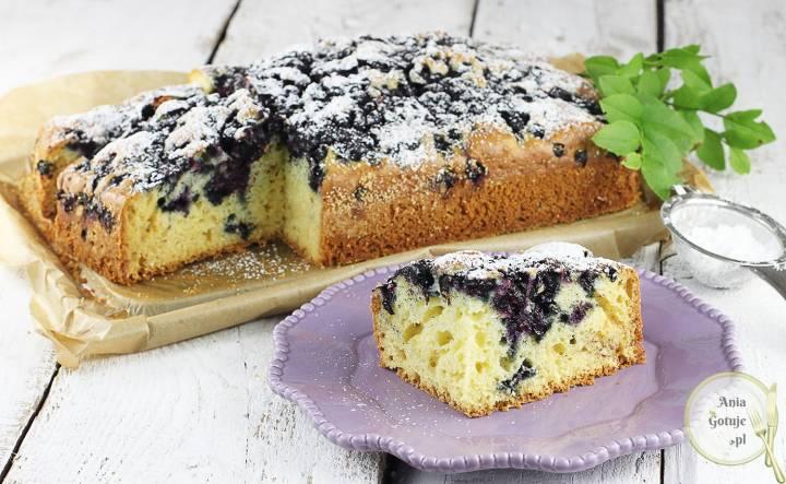 Ciasto drożdżowe z rabarbarem i kruszonką, 12