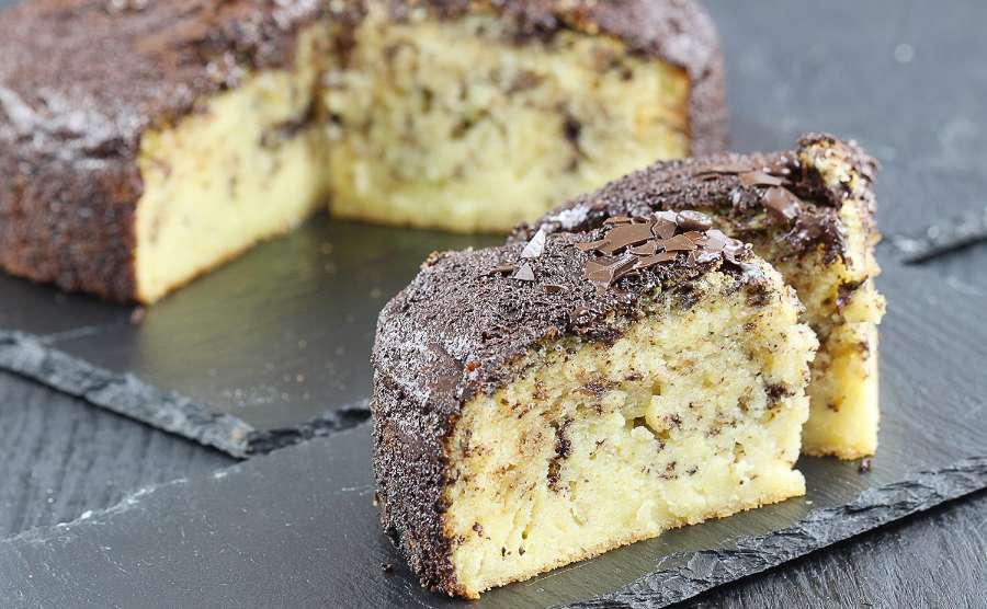 Ciasto maślane omletowe