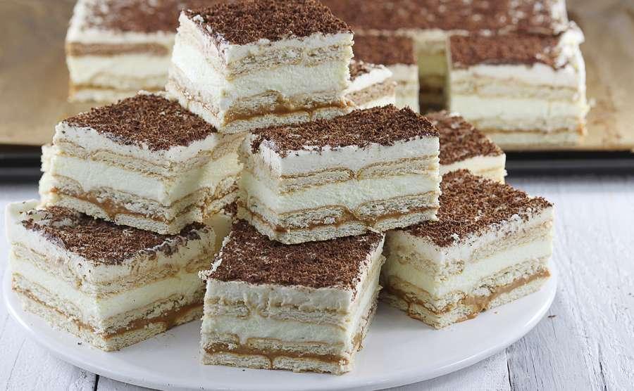 Przepis Na Domowe Ciasto 3 Bit Z Budyniem Aniagotuje Pl