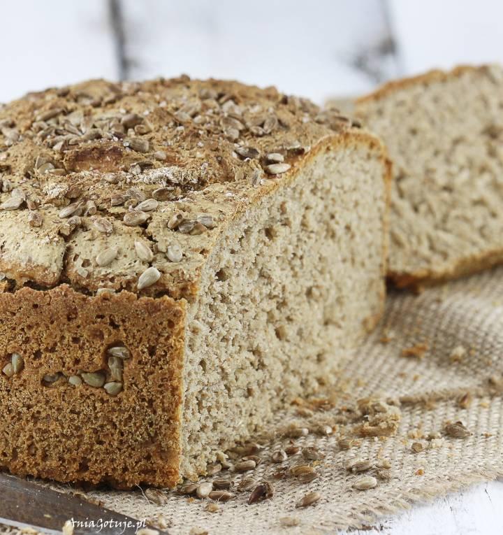 Chleb żytni na zakwasie, 1