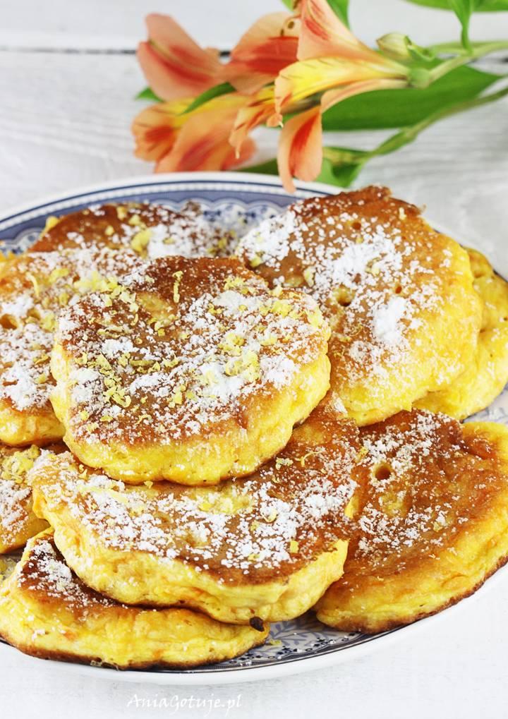 Mini pancakes dyniowe, 1