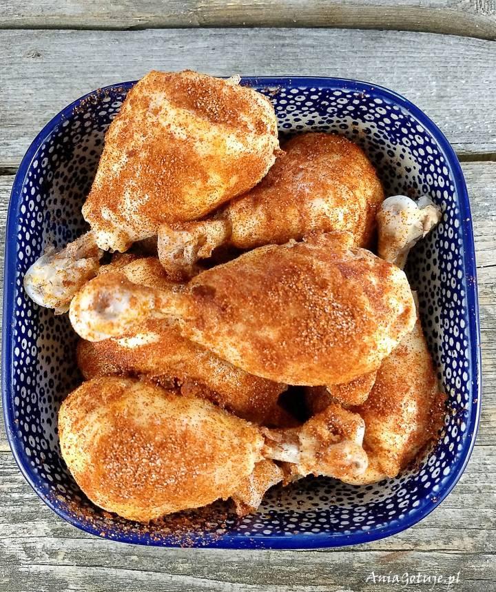 Pałki z kurczaka jak z KFC, 3