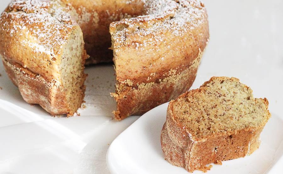 Najlepsze ciasto bananowe - chlebek bananowy