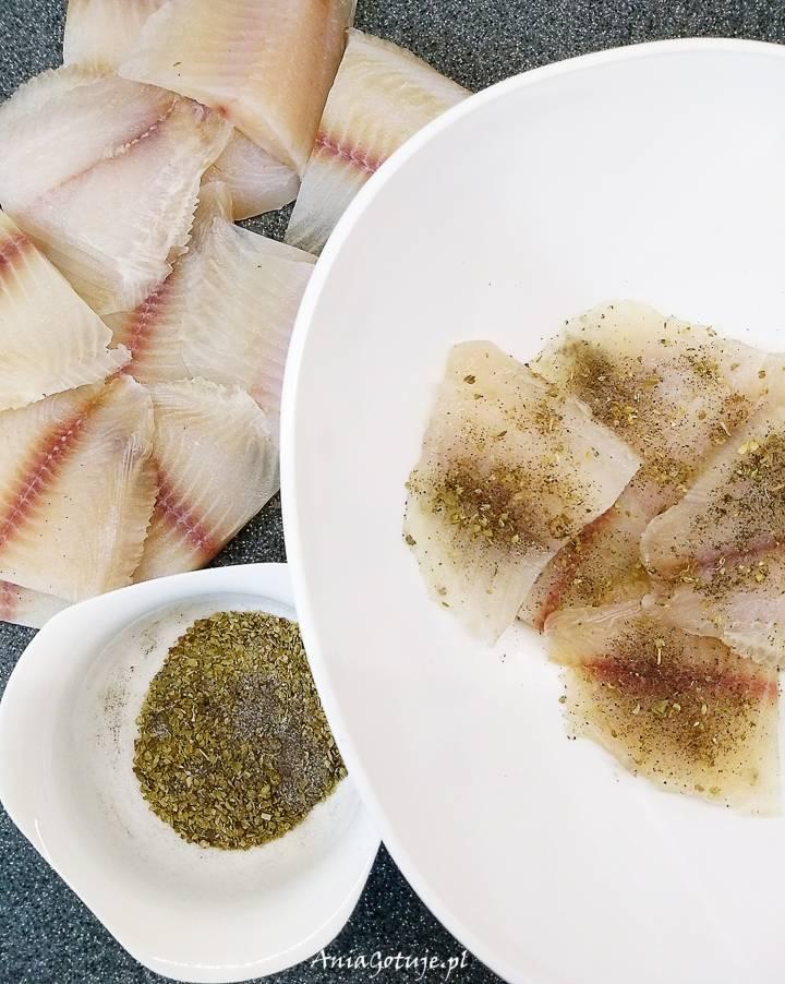 Ryba po grecku , 2