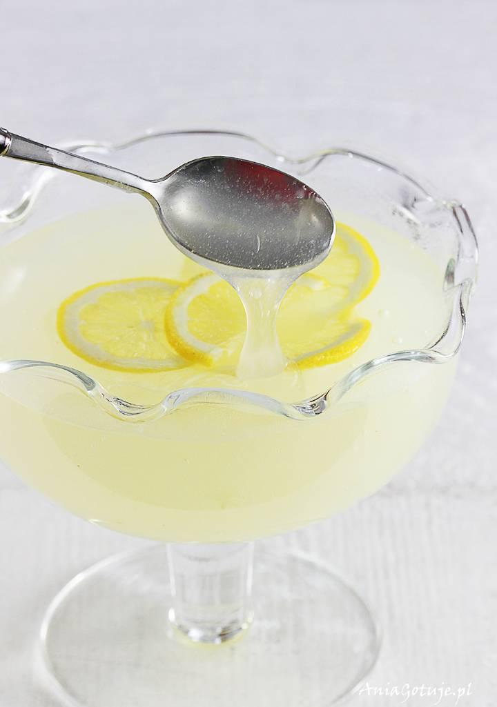 Domowy kisiel cytrynowy, 3