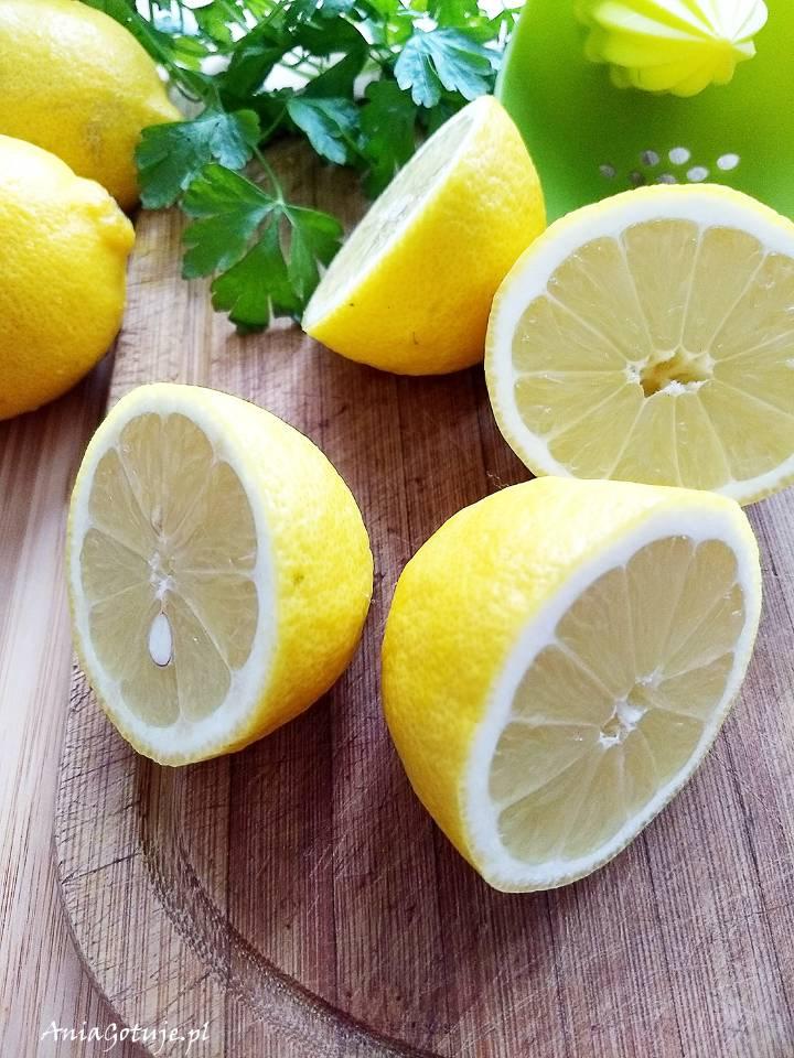 Domowy kisiel cytrynowy, 1