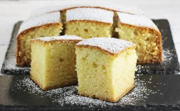 Ciasto z serkiem homogenizowanym pieczone