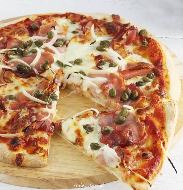 Najlepsze ciasto na pizzę, 5