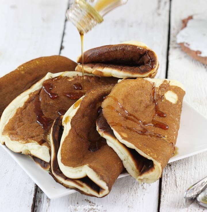 Pancakes waniliowy puch, 1