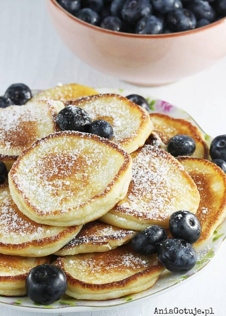 Pancakes śniadaniowe, 3