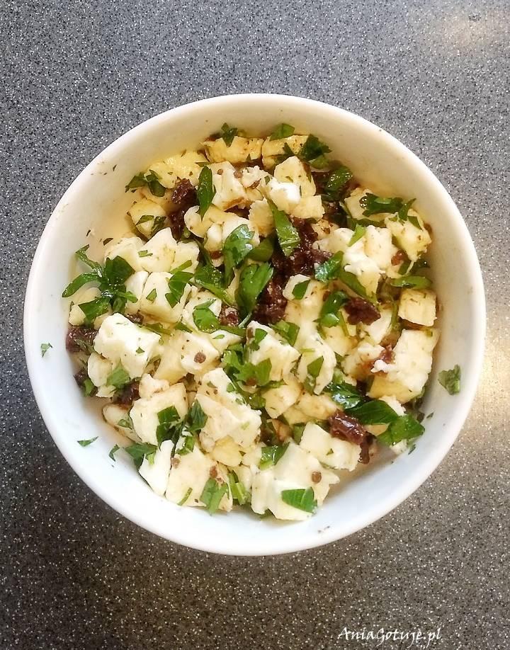Roladki schabowe z serem i szpinakiem, 6