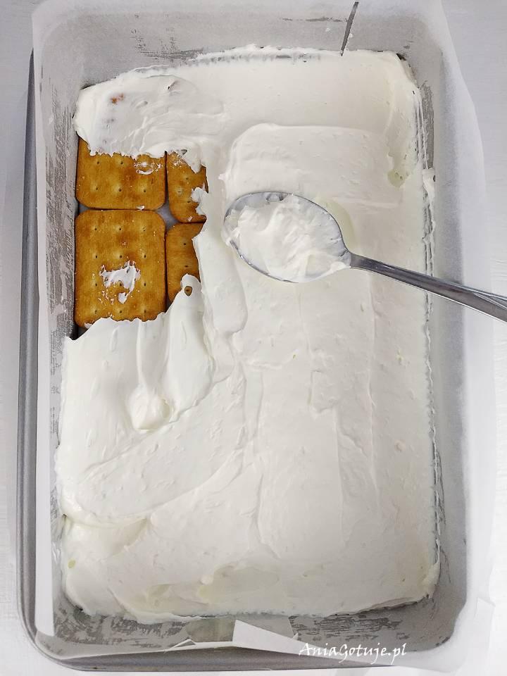 Proste ciasto rafaello bez pieczenia, 5