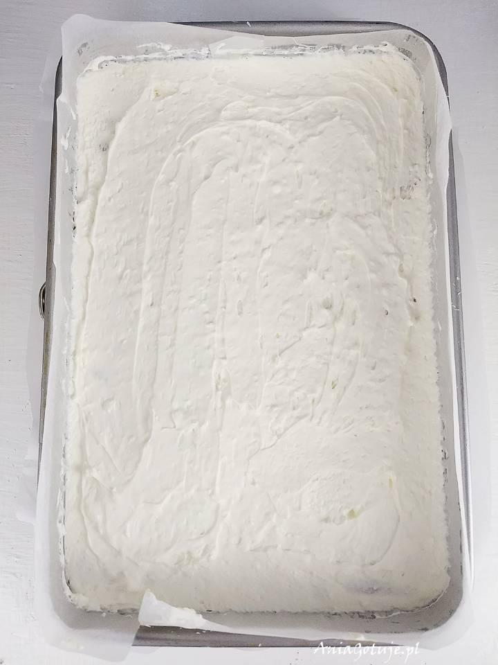 Proste ciasto rafaello bez pieczenia, 7