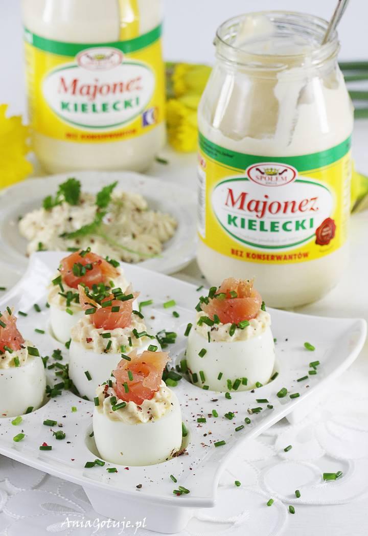 Jajka faszerowane wielkanocne, 9